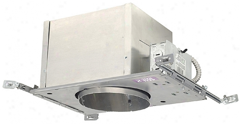 """Juno 7 1/2"""" Ic Sloped Ceiling Recessed Light Housing (02477)"""