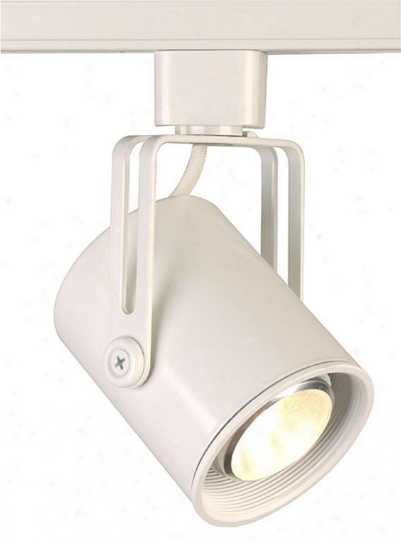 Juno Mini Flatback Halogen Track Light (52628)