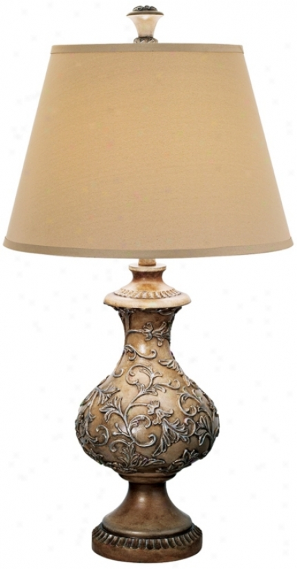 Kathy Ireland Catherine Table Lamp (r5834)