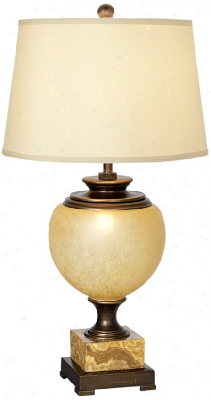 Kathy Irelandd Embassy Row Night Light Table Lamp (p3286)