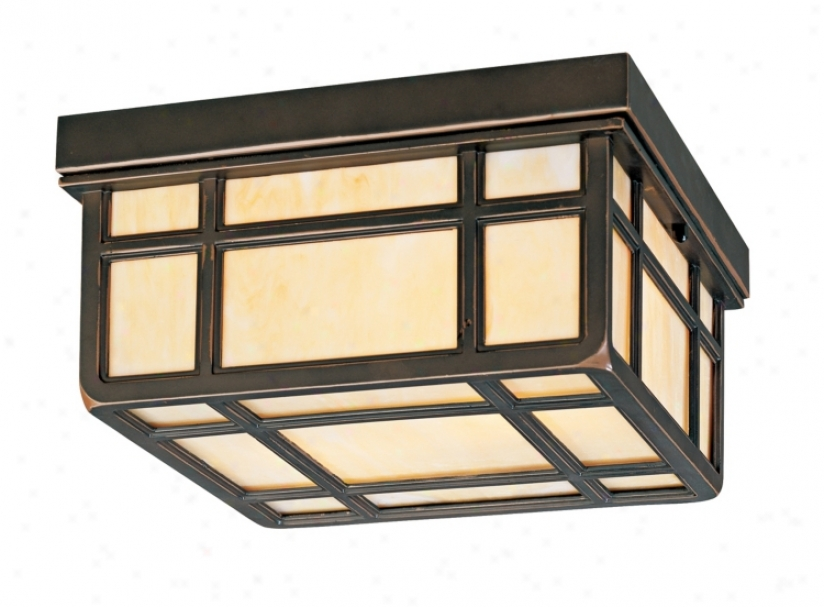 Kathy Ireland J Du J Mission Hills Outdoor Ceilijg Light (65016)
