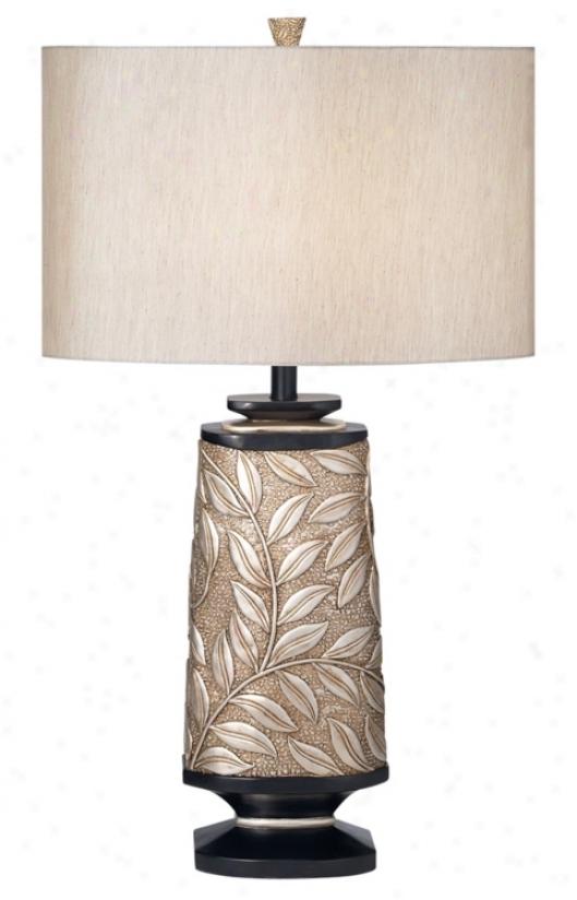 Kathy Ireland Marrakesh Garden Table Lamp (p3827)