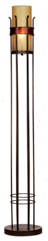 Kathy Ireland Pilgrimage Floor Lamp (p5785)