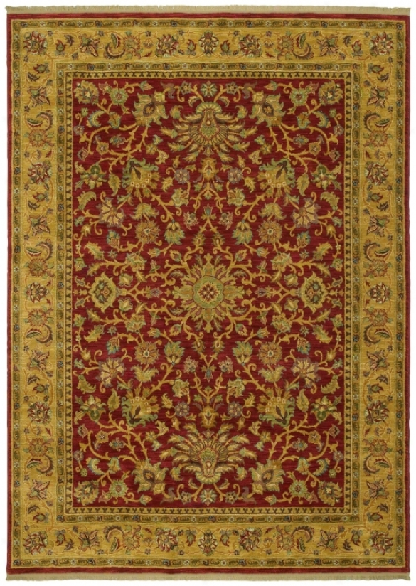 Kathy Ireland Royal Countryside Region Rug (f8282)