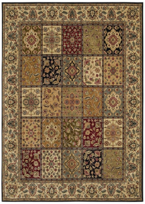 Kathy Ireland Royal Stock Multi Area Rug (p2126)
