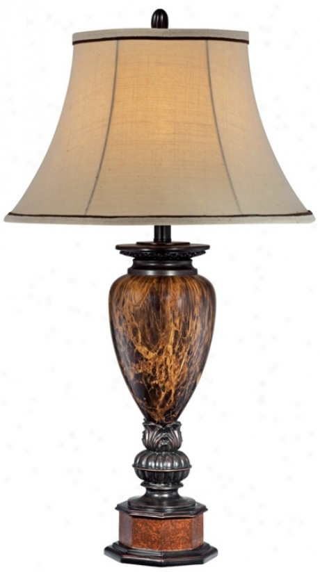 Kathy Iteland Sonnett Collection Table Lamp (t1246)