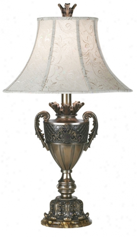 Kathy Ireland State Room Table Lamp (18662)