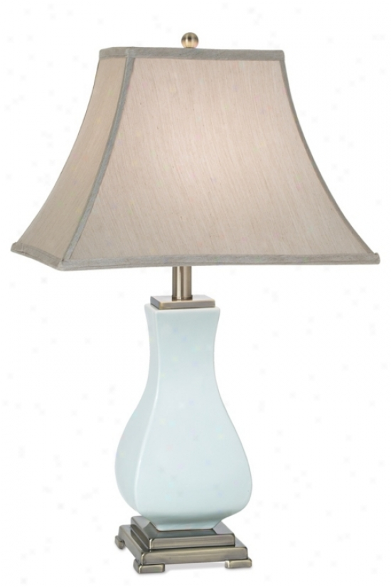 Kathy Ireland Trwnquility Table Lamp (p7659)
