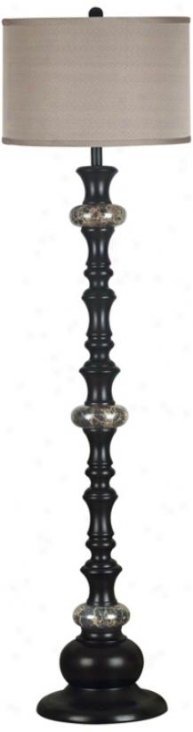 Kenroy Hobart Floor Lamp (r7823)