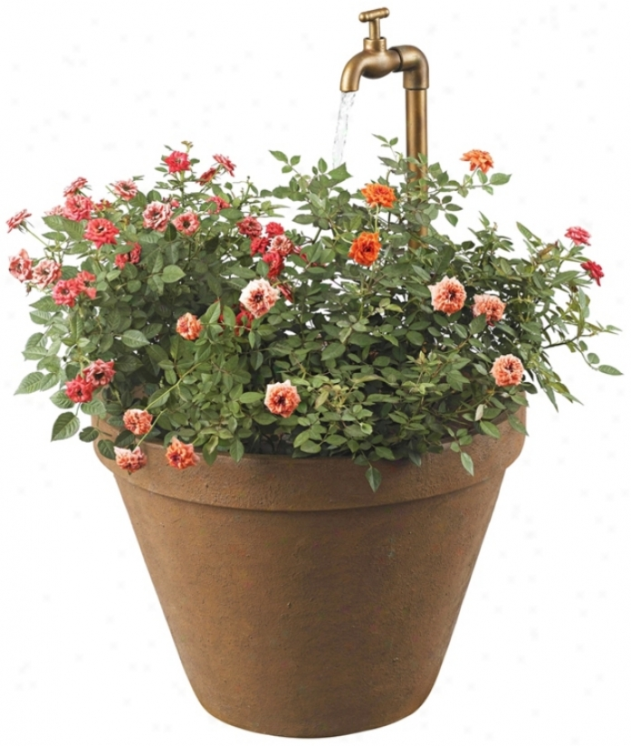 Kenroy Home Full Bloom Fountain (j3103)