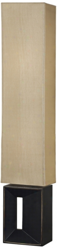 Kenroy Niche Bronze Finish Floor Lamp (r7991)