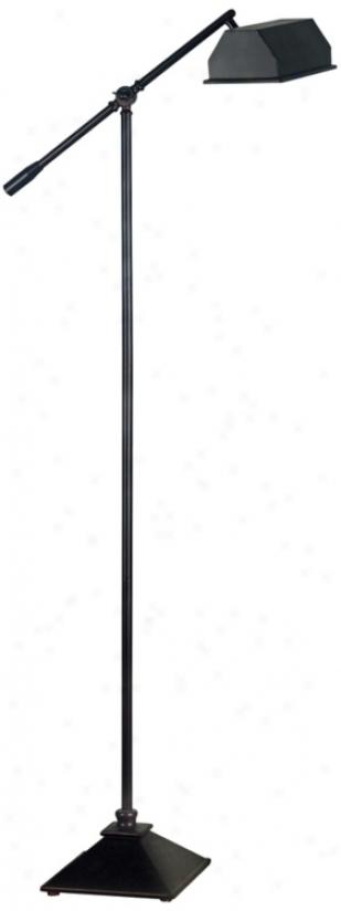 Kenroy Villager Pharmacy Floor Lamp (r8198)