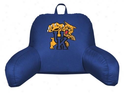 Kentucky Wildcats Bedrest Pillow (h9311)