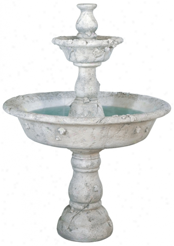 Large Tazza Tier Fountain (97780)