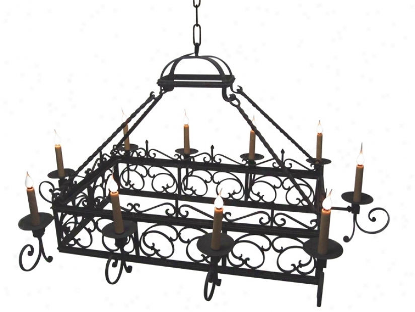 Lairq Lee Mykonos 10-light Chandelier (r5343)