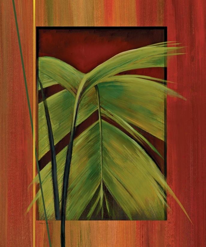 Lavish Palm I 32&auot; High Outdoor Wall Creation of beauty (93180)