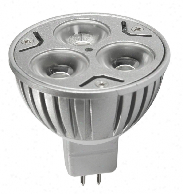 Led Mr16 Base 5 Watt 30 Deree Spot Light Bulb (r0199)