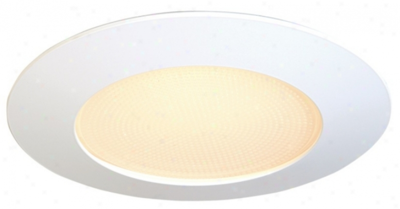 "Luminaire™ 6"" Line Voltage Wet Location Recessed Light (37077)"