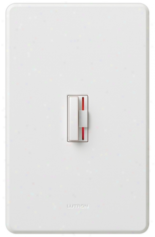 Lutron Ceana White 3-way Dimmer (17451)