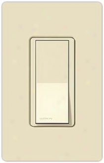 Lutron Claro Single Pocket Switch (86243)