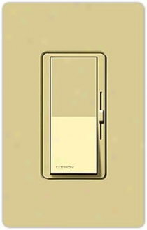 Lutron Djva 600w 3-way Ivory Dimmer (88793)