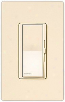 Lutron Diva Sc 1000 Watt Single Poole Dimmer (73475)