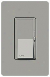 Lutron Diva Sc 300 Watt Electronic Low Voltage Dimmer (72285)