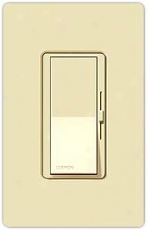 Lutron Diva Sc 300 Watt Low Voltage Electronic Dimmer (26857)