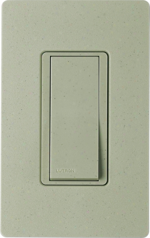 Lutron Greenbriar Single Polander Switch (66084)