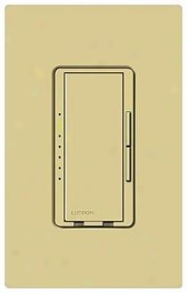 Lutron Maestro 600 Watt Plain Voltage Magnetic Dimmer (71059)
