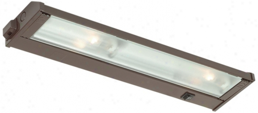 "Mach 120 Bronze 16"" Xenon Under Cabinet Light (81236)"