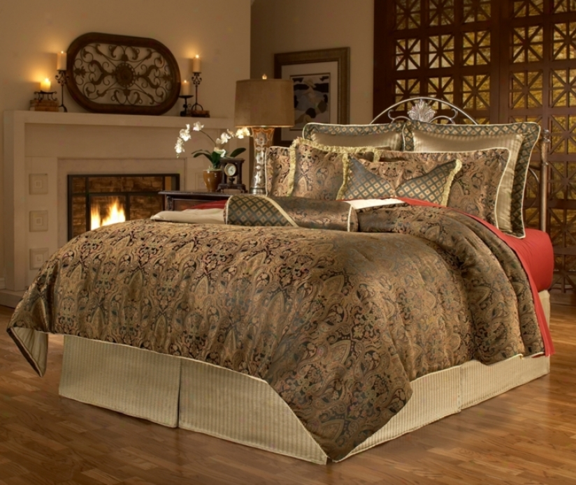 Manchester 14-piece King Bed Set (r3488)
