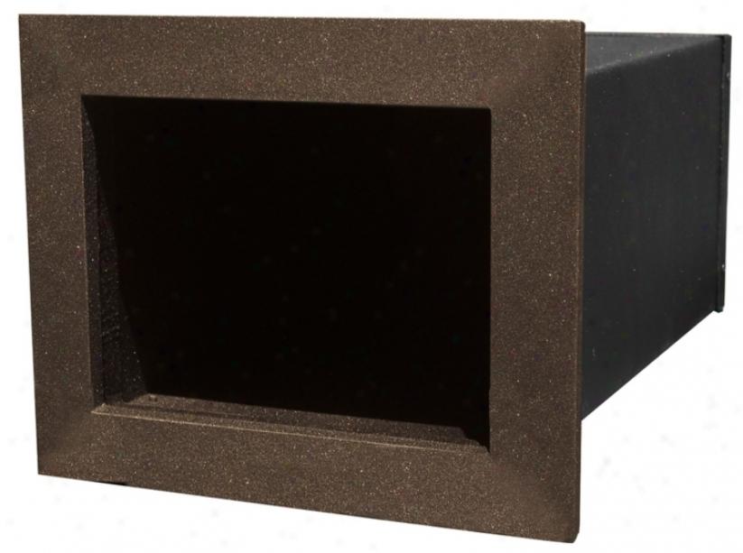 Manchester Antique Copper Insert Newspaper Box (25180)