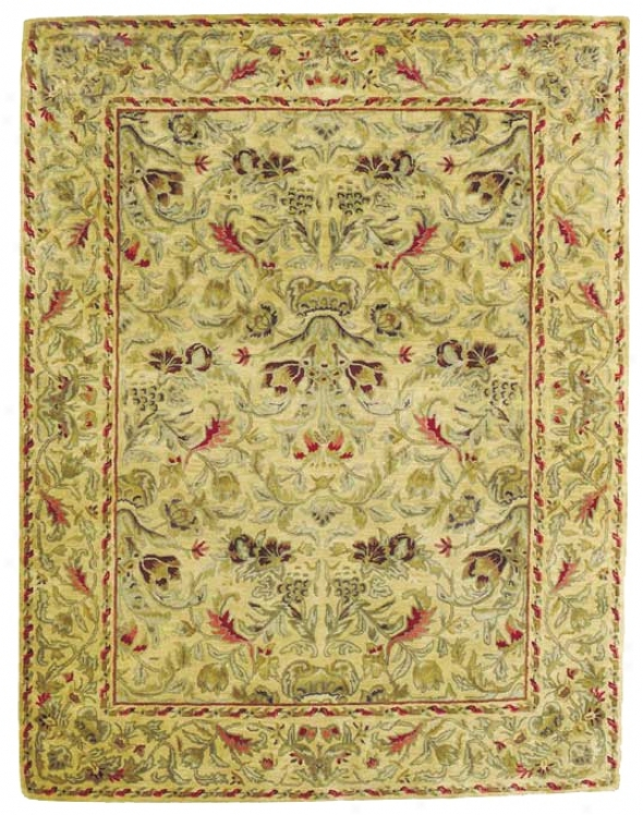 "Martha's Vineyard Chamois 9' 3"" X 13' 6""  Area Rug (87947)"