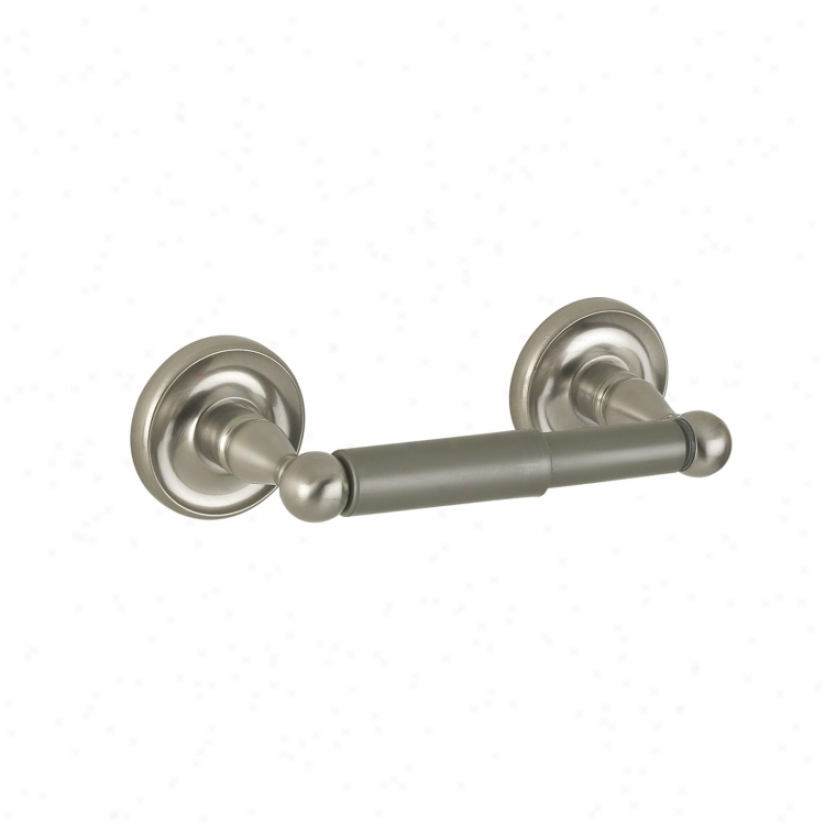 Maxwell Satin Nickel Toilet Paper Holder (34682)