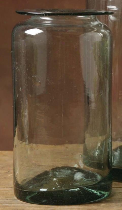 Medium Seville Recycled Glass Vase (n2212)
