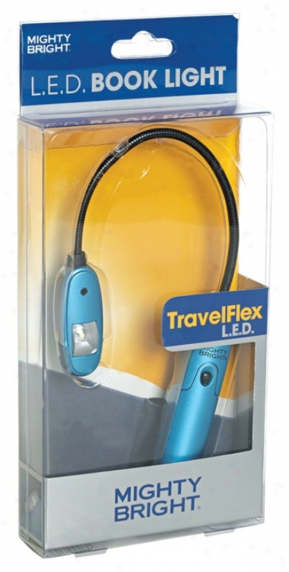 Mighty Bright Blue Travelflex Led Book Light (65549)