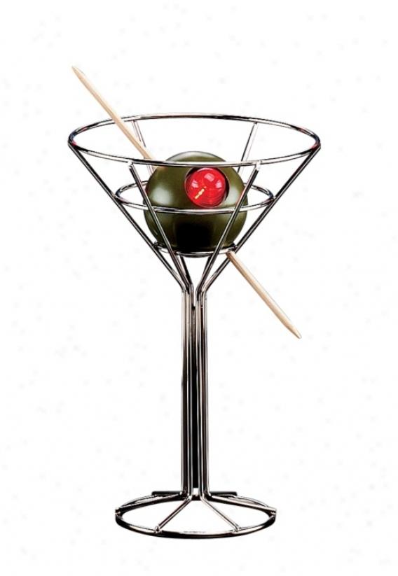 Mini Martini Accent Table Lamp (84046)