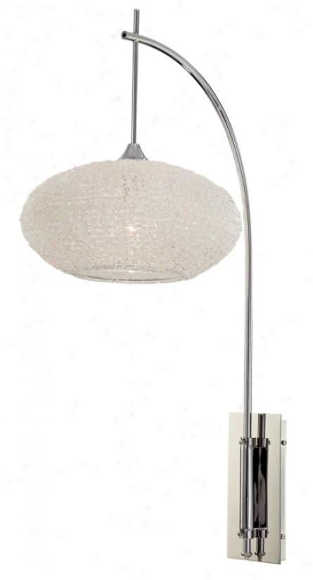 Mod Lantern Plug-in Wall Light (k9457)