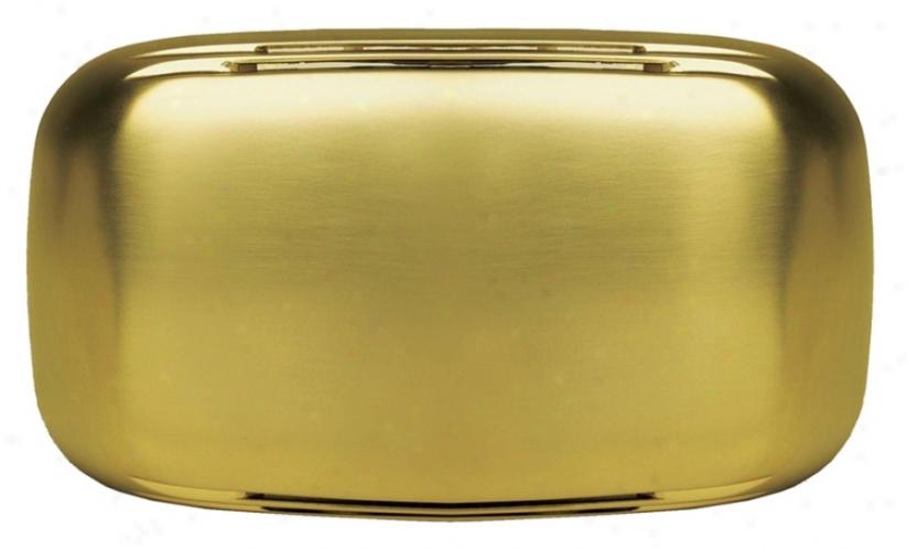 Modern Antique Brass Finish Door Chime (k6199)