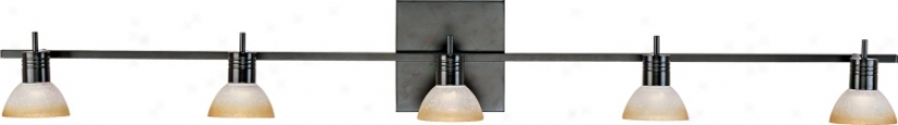 Modo 5-light Adjustable Ceiling Or Wall Light Fixture (36196)