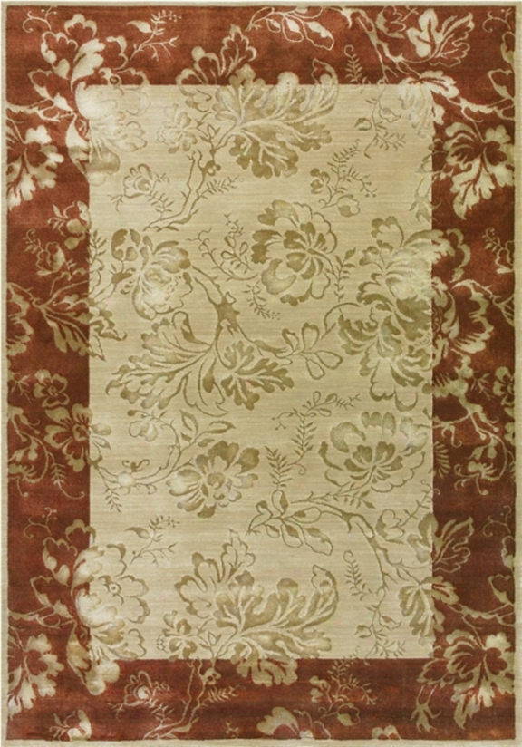 "Molossian Collection 7' 7""x10' 5"" Area Rug (h0352)"