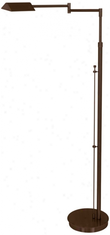 Mondoluz Multiforme Urban Bronze Led Cover with a ~ Lamp (v9958)