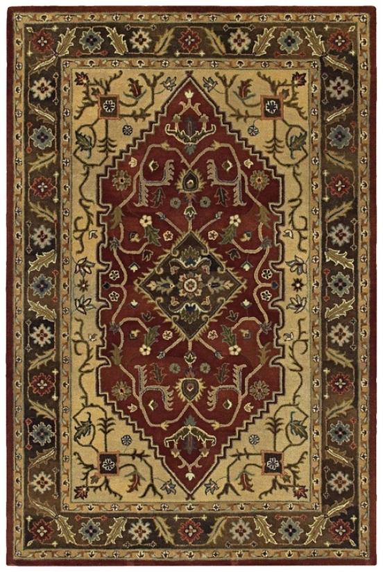 Montgomwry Tobacco Area Rug (m8339)