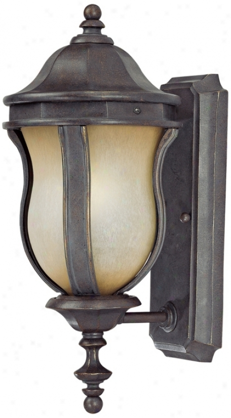 Monticeolo Collection Energy Star 18&quto; Eminently Wall Light (j7071)