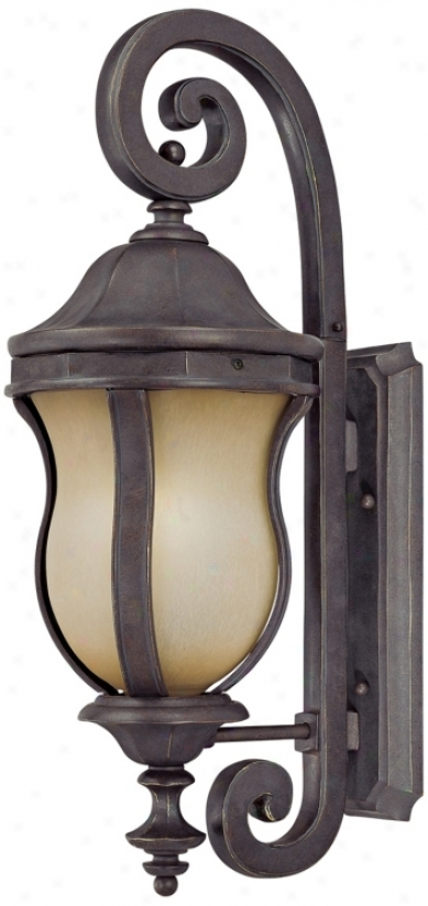"""Monticello Collection Energy Star 36 1/4"""" Boastful Wall Light (j7070)"""