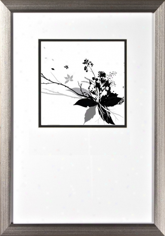 "Motion Ii Print Under Glass 22"" High Wall Art (h1890)"