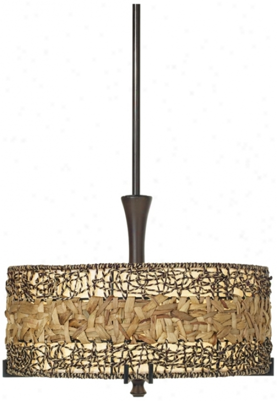 National Geographic Kakonfe Pendant Chandelier (m6464)