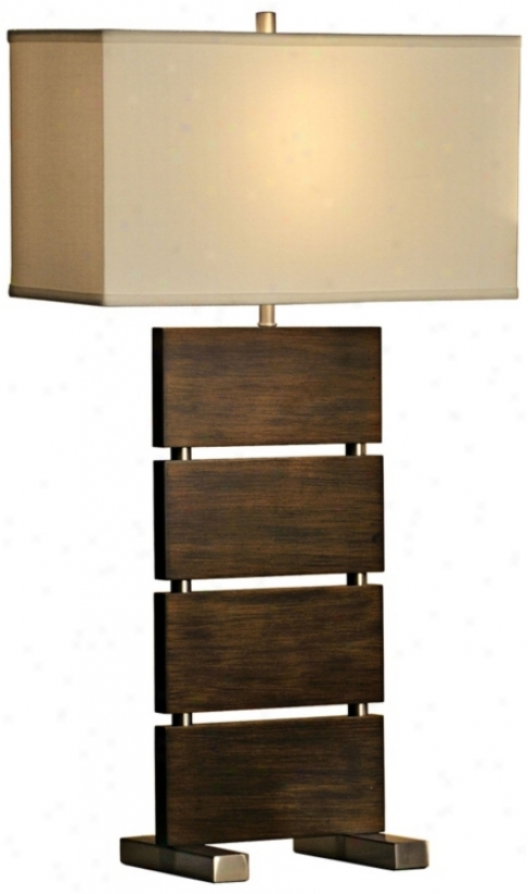 Nova Divide Standing Tabls Lamp (r4500)