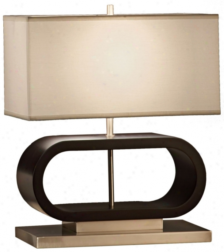 Nova Oskar Leaning Table Lamp (r4502)